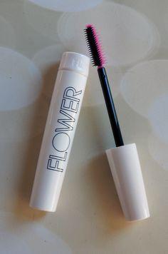 Flower Beauty Volumizing Mascara #beauty #makeup #cosmetics #flowerbeauty #beautyblogger #bblogger