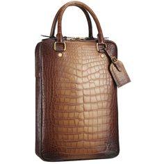 Crocodile bag /// Louis Vuitton