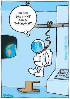 astronaut schwerkraft suizid selbstmord galgen strick erhängen stuhl schwerkraft weltraum physik wissenschaft