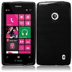 Insten TPU Phone Case Cover for Nokia Lumia 521 #1548911