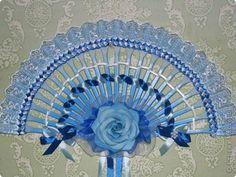 plastic fork fan