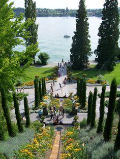 Island 'Mainau', Lake of Constance germany