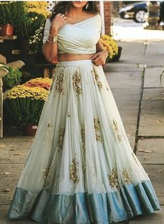 200 Croptop And Skirts Ideas In 2020 Indian Designer Wear Dresses Lehenga Designs