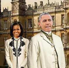 Why First Lady Michelle Obama shouldn't have watched season three of Downton Abbey before it aired in the U.S.