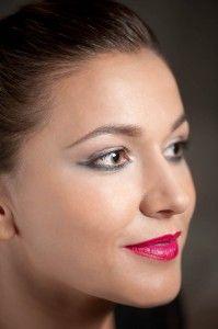 Make Up look Krystel