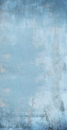 Abstract Washed Blue Watercolor Backdrop