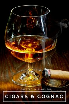 With flavors from each often melding into perfect harmony, there is indeed something about a snifter of Cognac and a cigar that just works.