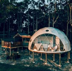 The best places to go glamping in Western Australia, including Margaret River, Pemberton, Karijini, Ningaloo Reef and more. Glamping Perth, Go Glamping, Perth Western Australia, Queensland Australia, Australia Travel, Margaret River Australia, Two Man Tent, Dome Tent, Down South