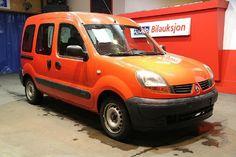 Renault Kangoo Express 1,5dci 70hk vare  2006, 34340 km