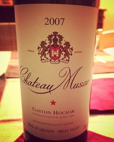 #musar always a good moment !  #vin #wine #wein #vino #vinho #dégustation #winelover #Vineyard #winetasting #instawine #frenchwine #instavinho  #instadrink  #wineblog  #lifestyle #vigne #vines  #vignoble #Paris #France #bio  #beaugrandvins