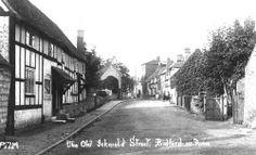 Icknield St., Bidford on avon, Warwickshire, 1900.