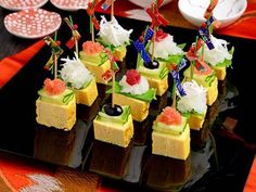 Japanese New Year, Chinese New Year, Japanese Food, Food N, Xmas Party, Bento, Sushi, Appetizers, Sweets