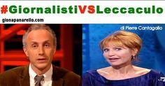 il popolo del blog,: Italia: pochi giornalisti, tanti leccaculo