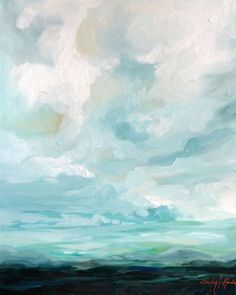 Sundown by Emily Jeffords | Painting