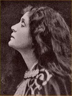 Sara Teasdale--a favorite portrait