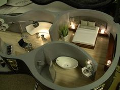 Modern House Design & Architecture : Modern Mini Houses: cool layouts for cob Tiny House Design Architecture cob cool design House Houses Layouts Mini Modern Tiny House Layout, House Layouts, Adobe Haus, Earth Bag Homes, Earthship Home, Best Modern House Design, Dome House, House Floor, Natural Building