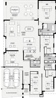 #NewYorkPlatinum #floorplan #Perth #HomeGroupWA #DisplayHomes