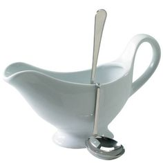 Stainless Steel Hanging Gravy Ladle - 6.5 Inch, 2015 Amazon Top Rated Gravy Boats & Stands #Kitchen