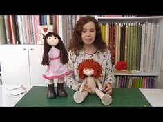 How to make a fabric doll that stands Felt Dolls, Baby Dolls, Youtube Dolls, Felt Doll House, Doll Videos, Doll Making Tutorials, Fabric Toys, Doll Tutorial, Sewing Toys