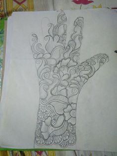 Mehndi Designs, Abstract, Tattoos, Artwork, Summary, Tatuajes, Work Of Art, Auguste Rodin Artwork, Tattoo