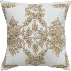 House of Hampton Cornesse Cotton Throw Pillow