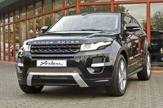 Range Rover Evoque in the city!