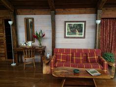 Lodge room #5.
