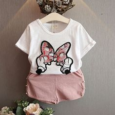 Minnie Cute Set