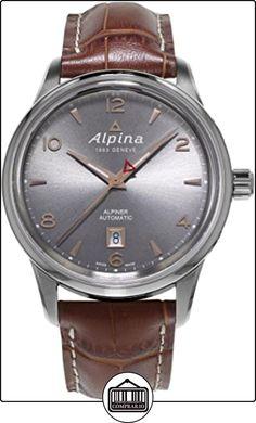 Alpina Geneve Alpiner Automatic AL-525VG4E6 Reloj Automático para hombres Clásico & sencillo  ✿ Relojes para hombre - (Lujo) ✿