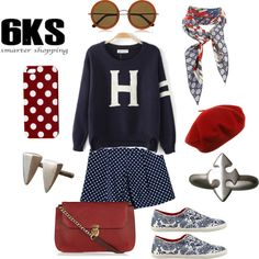 """""""May Style with 6KS"""" by visibleinterest on Polyvore"""