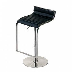 Forest Leather Bar-Counter Stool : Parc Modern