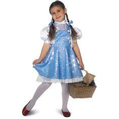 Dorothy Toddler Halloween Costume