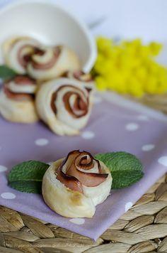 rose di sfoglia salate