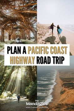 Plan an epic Pacific Coast Highway road trip with this ultimate PCH itinerary! We're covering all the stops, from Cape Flattery in the north to San Diego in the south. West Coast National Parks like the Redwoods, Crater Lake, and more, this will be the best trip of the summer! #roadtrip #pacificcoasthighway #pch #westcoast #roadtrip #springbreak #washington #oregoncoast #california Pacific Coast Highway, Oregon Coast, Pacific Northwest, British Columbia, West Coast, San Diego, Road Trip, National Parks, Explore