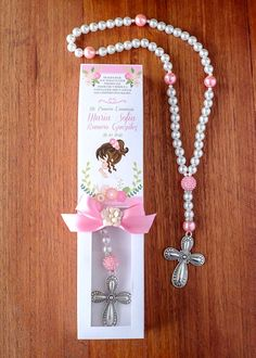Girls First Communion Dresses, First Communion Party, Communion Favors, Baptism Party, Baptism Favors, Baptism Centerpieces, First Communion Decorations, Bible Crafts For Kids, Baby Girl Baptism