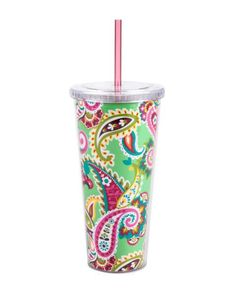 cute Vera Bradley cup