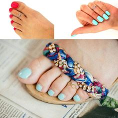Gold tone adjustable infinity toe rings will complement any pedicure and are attractive and stylish with sandals or bare feet. Trendy and perfect for every day
