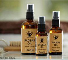 Baobab Oil: what do I use it for? Baobab Powder, Baobab Oil, Baobab Tree, Oil For Dry Skin, Tree Seeds, Carrier Oils, Natural Oils, Danish, Whiskey Bottle