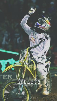 Atlanta Motocross~ photo by Austin White