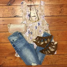 Nice #ootd Shop The  Summer Shine Top  U0026  Snap To It Skinny Jeans