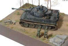 Pz.Kpfw. VI Ausf. E Tiger I