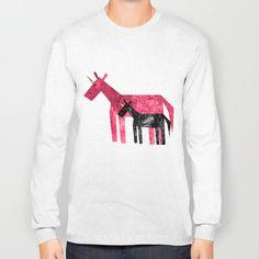 Thank's Mom Long Sleeve T-shirt by That's So Unicorny   Society6