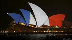 Das Opernhaus von Sydney