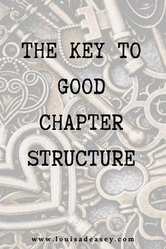 When you're writing a book, it's crucial to make your chapters flow. So how do you turn your manuscript into a well-structured narrative with chapters that flow seamlessly from beginning to end and keep the reader turning the pages? Read the full post for four keys to structuring your chapters. #writingtips #story #publishing #writing advice