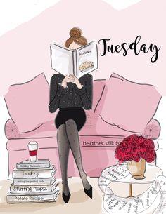 Tuesday by Heather Stillufsen