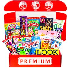 Japan Crate.  Ever wanted to try all the crazy Japanese  candy you've seen online? Now you can!