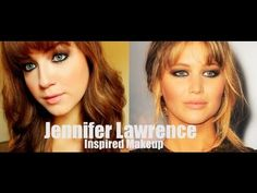 Jennifer Lawrence Makeup Tutorial