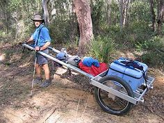 EXPEDITION CARTS Sebastian Copelanddid cross the Simpson Desertdoing the longest latitudinal crossing of this australian desert with an alluminium frame cart equipped with two fatbike wheels.  Alastair Humphreys and Leon McCarrondid cross the Empty Quarter with a man hauled cart made with 8 mountain bike wheels. We recommend to … Continue reading