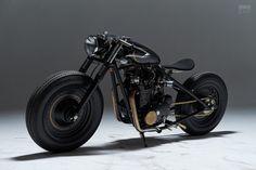 About Turn Eastern Spirit Garage builds an bobber Bike EXIF Xs650 Bobber, Yamaha Virago, Bobber Bikes, Old Motorcycles, Bobber Motorcycle, Motorcycle Style, Yamaha 650, Motorcycle Quotes, Motorcycle Design