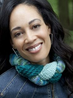 Free Knitting Pattern - Cowls and Neck Warmers: Braided Cowl